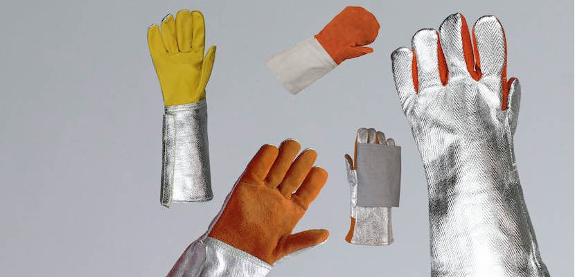 Gloves and mittens 250°C