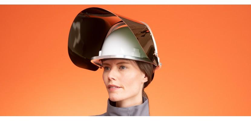 Polycarbonate visors